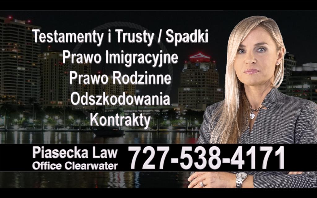 Sun City Polski Adwokat, Prawnik, Tampa, adwokat, polish, lawyer, attorney, florida, polscy, prawnicy, adwokaci, Testament, Trust, wypadek