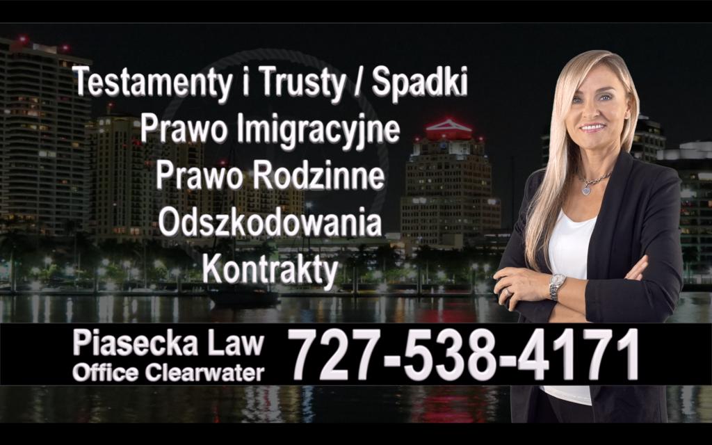 Temple Terrace, Polski Adwokat, Prawnik, Tampa, adwokat, polish, lawyer, attorney, florida, polscy, prawnicy, adwokaci, Testament, Trust, wypadek